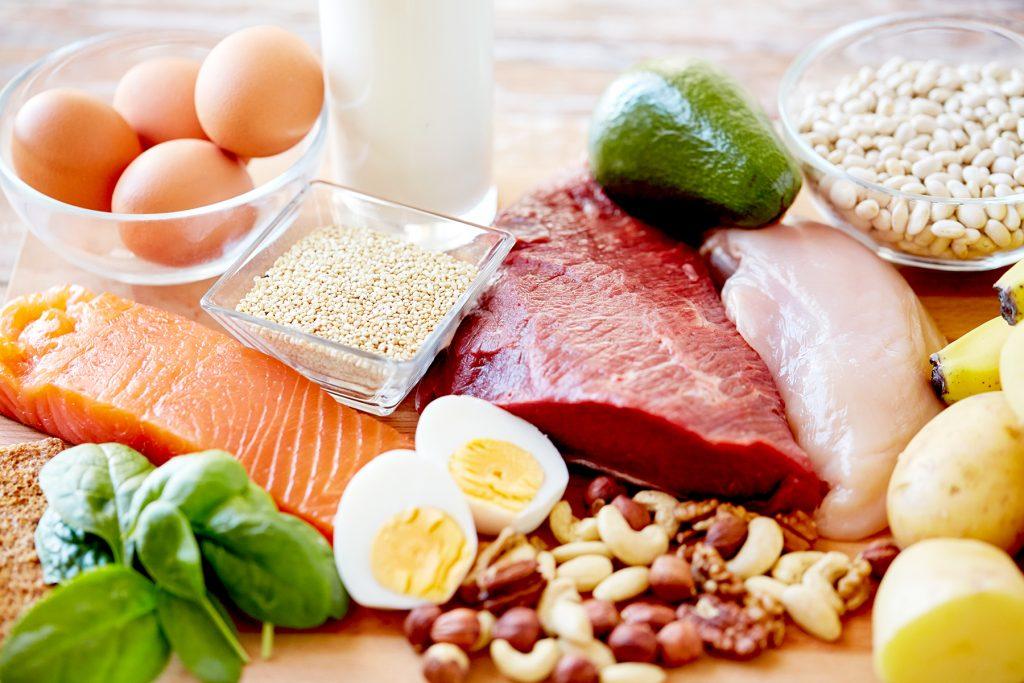 Grasas en la Dieta