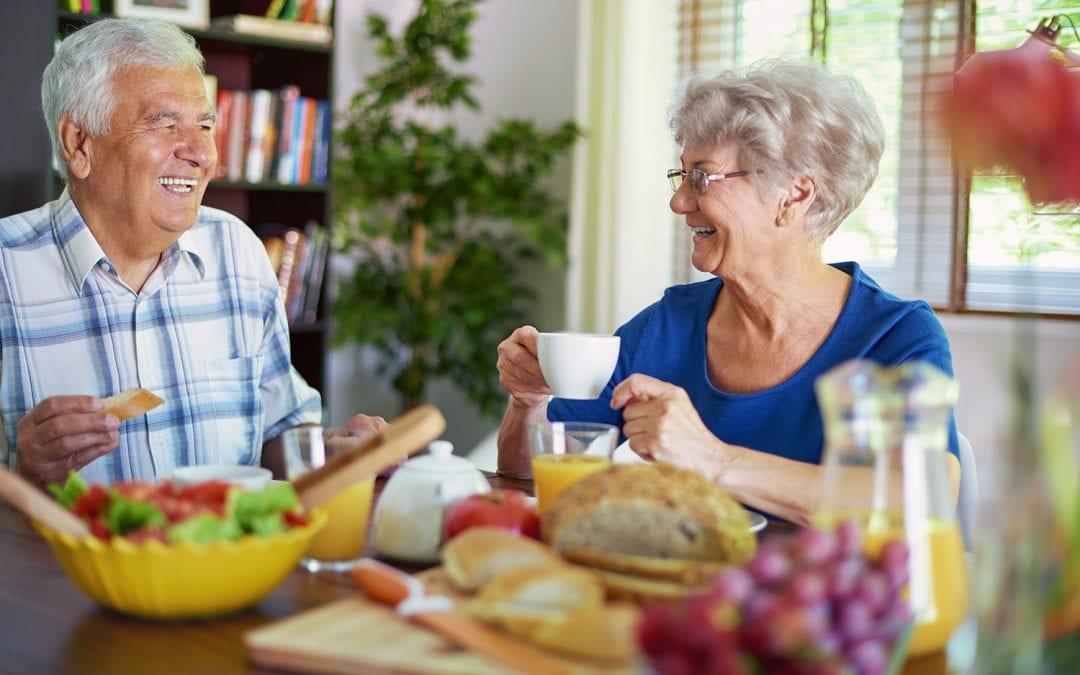 Colesterol en Adultos Mayores
